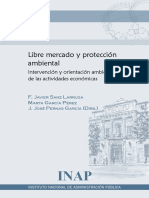 Libre Mercado y Proteccion Ambiental