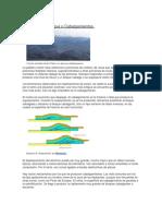 Cabalgamientos-relaciones de Estructuras-Deriva Continental Final