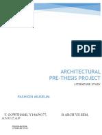 Fashion Museum Literature Study-1