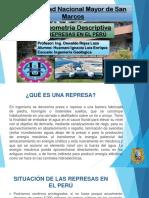 REPRESAS-EN-EL-PERÚ - HUAMANI IGNACIO.pptx