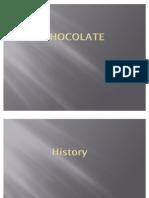 Chocolate Ppt.