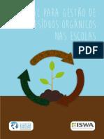 MANUAL PARA GESTÃO DE RESÍDUOS ORGÂNICOS NAS ESCOLAS