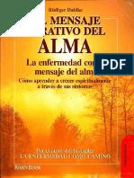 Dahlke R.elmensaje Curativo Del Alma