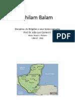 PESTANA Chilam Balam 2018a