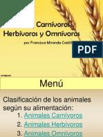 carnivoros-herviboros