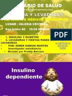 6 Diabetes y Levaduras Itam