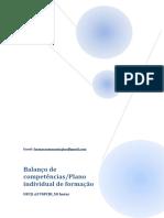 UFCD_6370PCDI_Balanço de Competências_Plano Individual de Formação_índice