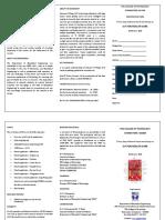 IoT Workshop-National Brochure