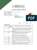 interim 3 analysis grade 5