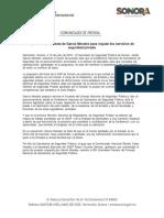 10/06/18 Aprueban propuesta de García Morales para regular los servicios de seguridad privada -C.061832
