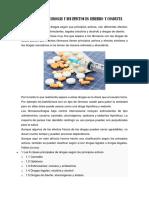 Los 5 Tipos de Drogas y Sus Efectos en Cerebro y Conducta