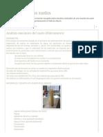 Análisis Mecánico Del Suelo (Hidrometro)