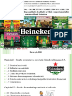 Studiu de Caz Heineken