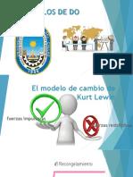 Modelos de Desarrollo Org.