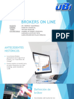 Brokers on Line