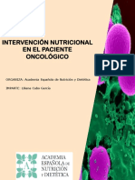 MATERIAL Curso Nutricion Oncologica