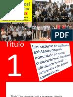 Conversatorio TdC 2018