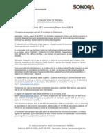 29/01/18 Presenta SEC convocatoria Prepa Sonora 2018 –C.0118116