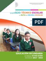8a Sesion Cte 2017-2018 Secundaria