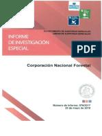 CORPORACIÓN NACIONAL FORESTAL INFORME FINAL N°576-2017 Censurado