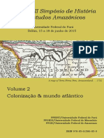Anais II SEHA - 2015 - Volume 2 - Colonização e Mundo Atlântico