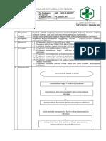 Sop Evaluasi Penyampaian Informasi