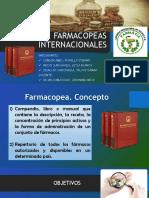 FARMACOPEAS INTERNACIONALES