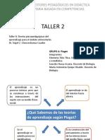 Taller 2 - Grupo A