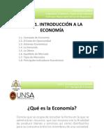 Diapositivas ECONOMIA GENERAL
