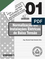 01 - Normalização Em Instalações Elétricas