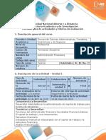 Guía de Actividades y Rúbrica de Evaluación - Paso 2 - Diagnóstico Financiero (1)