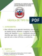 VÁLVULA DE TIPO GLOBO.pptx