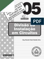 05 - Divisão Das Instalações Em Circuitos