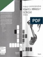 Tecnología y Circuitos de Aplicación de Neumática, Hidráulica y Electricidad-Jose Roldan Viloria
