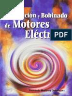 Reparación y Bobinado de Motores Eléctrricos-Fernando Martinez Dominguez