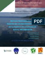Hidrogeológico Laguna de Apoyo