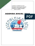 Agenda Anual 2018-1