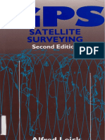 [1995] GPS Satellite Surveying