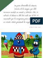 Fichas de Atención Con Imágenes