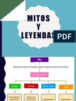 Mitos y Leyendas Sexto
