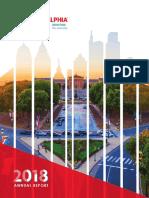 Visit Philadelphia Annual Report 2018