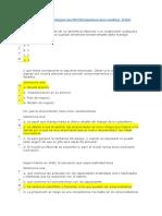 Cuestionario Emprendimiento Test 1 y 2