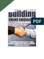 Online Credibilty