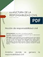 Estructura de La Responsabilidad Civil