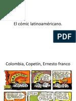 Personajes del Cómic Latinoaméricano