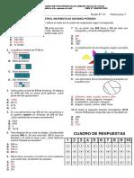 Bimestra Matematicas 2 Periodo
