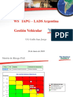 PAE Gestion Vehicular