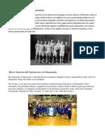 Historia Mundial Del Baloncesto