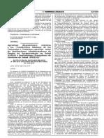 Aprueban Disposiciones Relativas a Las Condiciones Minimas de Los Convenios o c 1107588 1