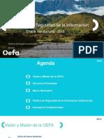 OEFA_Induccion en Seguyridad de La Informacion
